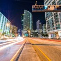 Brickell by night - Miami - Floride - USA - 2014 - © All rights reserved by Laurent Dubois