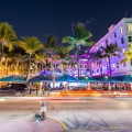 South Beach by night - Miami - Floride - USA - 2014 - © All rights reserved by Laurent Dubois
