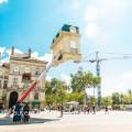 L'ultime déménagement - Place du Bouffay -  Nantes - Loire-Atlantique - 44000 - France - 2012 - © All rights reserved by Laurent Dubois