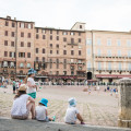 Piazza del Campo - Sienne - Toscane - Italie - 2015 - © All rights reserved by Laurent Dubois