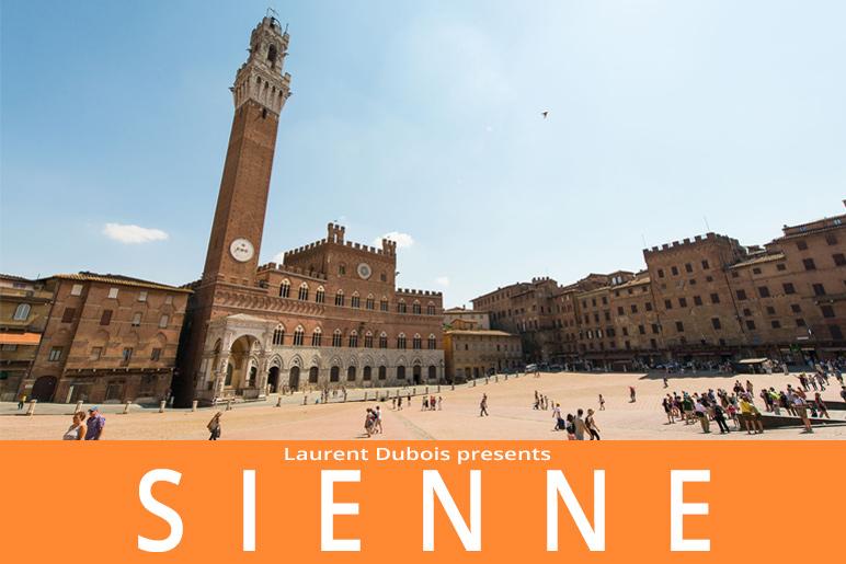 Piazza del Campo - Sienne - Toscane - Italie - 2015