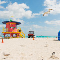 Poste de secours - South Beach - Miami - Floride - USA - 2014 - © All rights reserved by Laurent Dubois