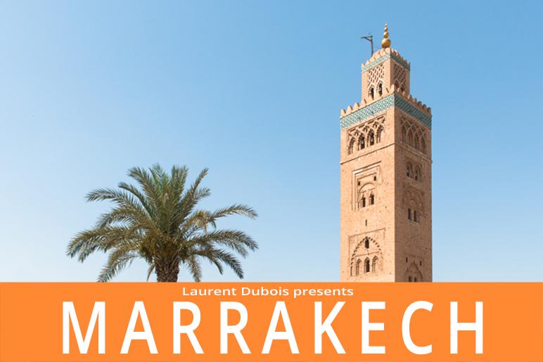 Minaret de la Koutoubia - Marrakech - Maroc - 2018 - © All rights reserved by Laurent Dubois.